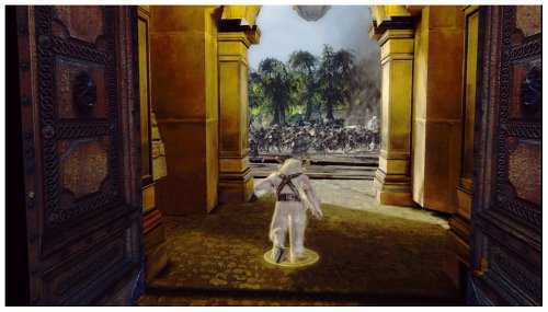 Narnia: Prince Caspian Used galerija