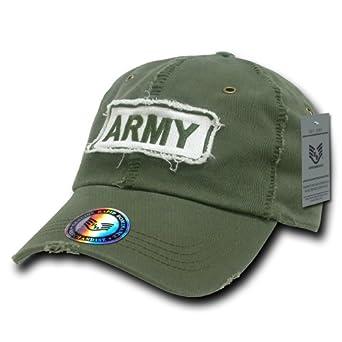 Rapiddominance Army Giant Stitch Cap, Olive