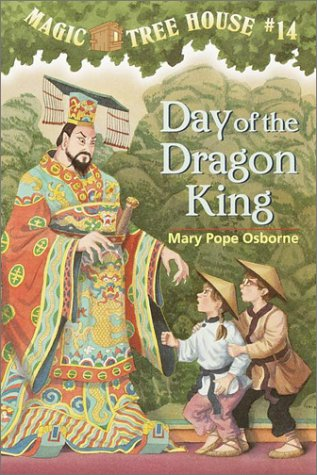 Day Of The Dragon-King (Magic Tree House 14, paper)Day Of The Dragon-King (Magic Tree House 14, paper)