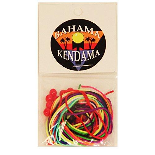 Bahama Kendama 10-Pack of Kendama Strings Bahama Kendama 10-Pack - Black