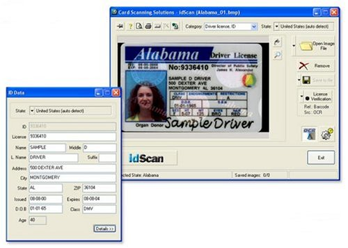 Canon Scanner Drivers: CSSN Id Scan - Driver License Scanner