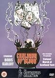 Cauldron Of Blood / Colonel March Of Scotland Yard [1957] [DVD]