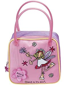 DNC Bang On the Door Fairy Girl lunch bag