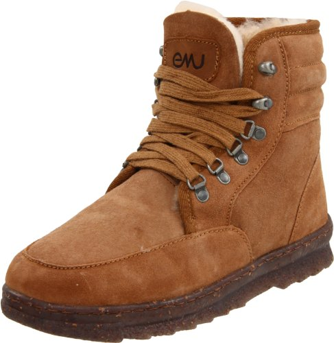 EMU Australia Men's Ballina Boot,Chestnut,9 M