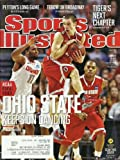 Sports Illustrated Magazine April 2, 2012 NCAA Final Four Ohio State Keeps on Dancing, Tiger's Next Chapter Amazon.com