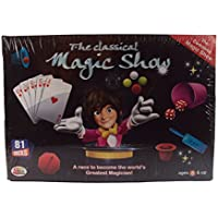 Parteet Exciting Magic Game With 81 Tricks For Kids
