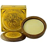 Geo F Trumper Wooden Shave Bowl - Sandalwood (Normal Skin)by Geo F Trumper