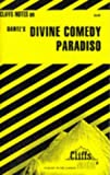 img - for The Divine Comedy: Paradiso (Cliffs Notes) book / textbook / text book