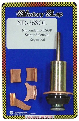 Victory Lap ND-36SOL Solenoid Repair Kit (Toyota Camry Starter Kit compare prices)