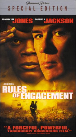 Rules of Engagement [VHS]