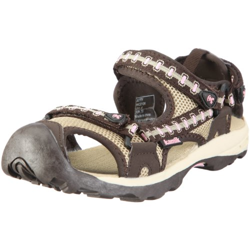 Kamik Jetty Women's Sandal Brown/brn UK 6