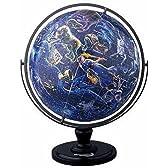3D球体パズル 960ピース 天球儀セレスティアル【光るパズル】 (直径約30.5cm)