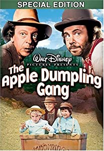 The Apple Dumpling Gang (Special Edition) from Walt Disney Home Entertainment