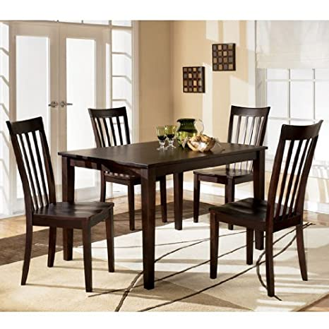 Contemporary Hyland 5 Piece Dining Set