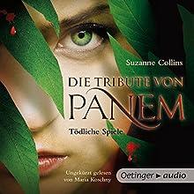 Tödliche Spiele (Die Tribute von Panem 1) Hörbuch von Suzanne Collins Gesprochen von: Maria Koschny