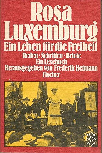Briefe Von Rosa Luxemburg : Rosa luxemburg ein leben für die freiheit reden