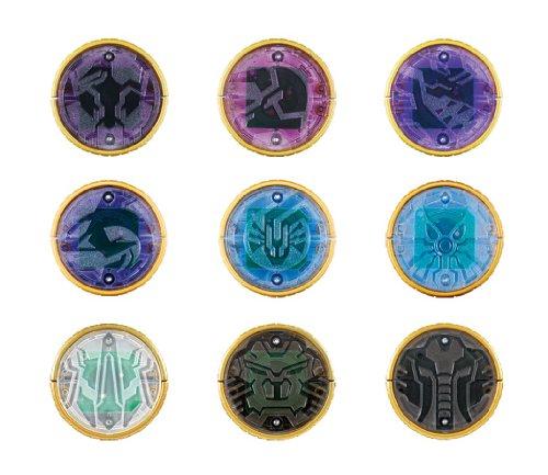 仮面ライダー SUPERBEST 変身ベルトシリーズ DXオーメダルセット