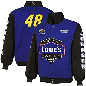 Jimmie Johnson Chase Authentics Lowes Big Number Jacket by Chase Authentics