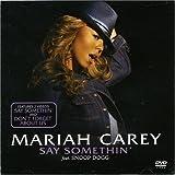 echange, troc  - Mariah Carey Featuring Snoop Dogg - Say Somethin' [Import anglais]