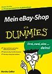 Mein eBay-Shop f�r Dummies (Fur Dummies)