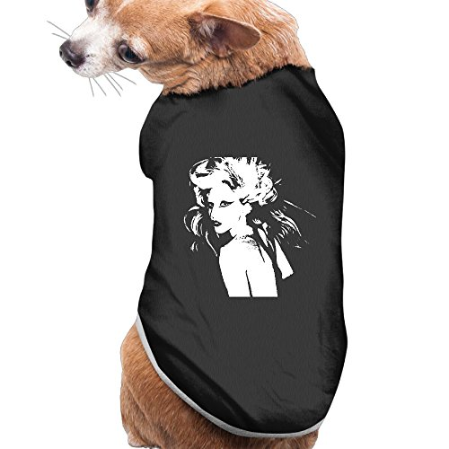 [Lady Summer Small Large Dogs Clothing Logo Perfit For Everyday Wear,holiday,parties,and Photos.] (Lady Gaga Costumes Ahs)