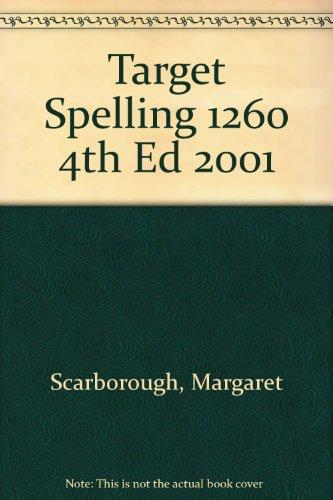 Target Spelling 1260