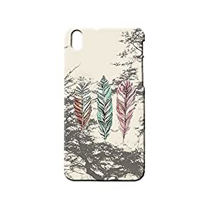 G-STAR Designer Printed Back Case / Back Cover for HTC Desire 816 (Multicolour)
