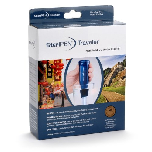 SteriPEN Traveler UV Water Purifier