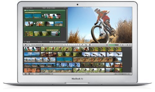 Apple MacBook Air MD760LL/B 13.3-Inch Laptop (NEWEST VERSION) Style: 13.3-Inch Size: 128 GB PC, Computer, Hardware