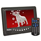 Haier HLT71 7-Inch Portable LCD TV:  One of the Favorite Fathers Day Gifts