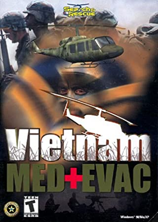 Search and Rescue Vietnam Med-EVAC
