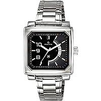 Maxima Attivo Analog Black Dial Men's Watch - 27241CMGI