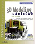 [3D Modeling in AutoCAD: Creating and...