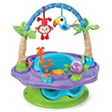 Summer Infant 3-Stage SuperSeat Deluxe, Giggles Island