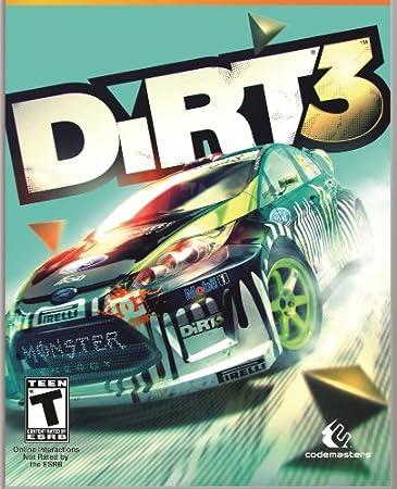 Dirt 3 [Online Game Code]