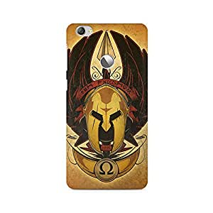 Mobicture Ohm Mask Premium Printed Case For LETV 1S/LeEco 1S