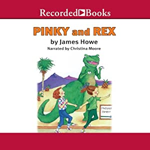Pinky and Rex Audiobook
