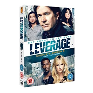 Leverage - Complete Season 3 [DVD] [Import anglais]