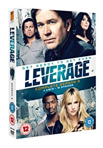 Leverage - Complete Season 3 [DVD]
