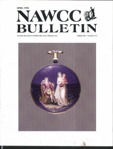 Nawcc Bulletin #313 Seth Thomas Simon Willard Hamilton Electric Watch 4 1998