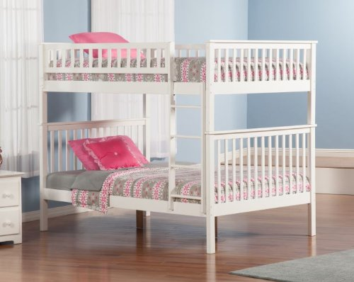 Childrens Bunk Bed 7445 front