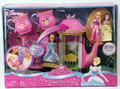 Disney Princess Royal Tea Party Set