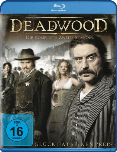 Deadwood - Season 2 [Blu-ray]