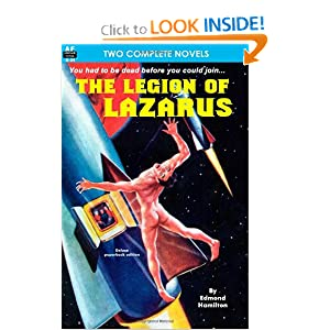 Legion of Lazarus & Star Hunter by