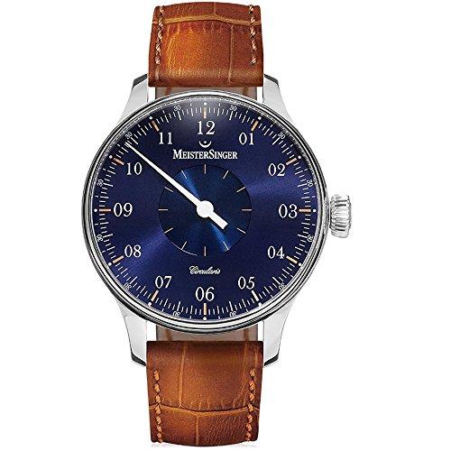MeisterSinger Circularis CC108 Reloj con sólo una aguja Calibre de Manufactura