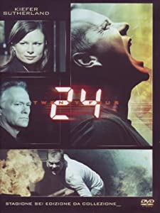 24 - Stagione 06 (7 Dvd)