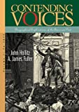 img - for Contending Voices: Biographical Explorations Of The American Past: Volume 1 book / textbook / text book