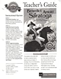 Benedict Arnold at Saratoga, TEACHER'S GUIDE (Houghton Mifflin Leveled Readers)