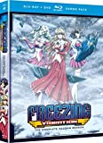 Freezing Vibration - Season 2 [Blu-ray + DVD]