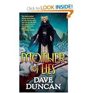 Mother of Lies (Tor Fantasy) by Dave Duncan